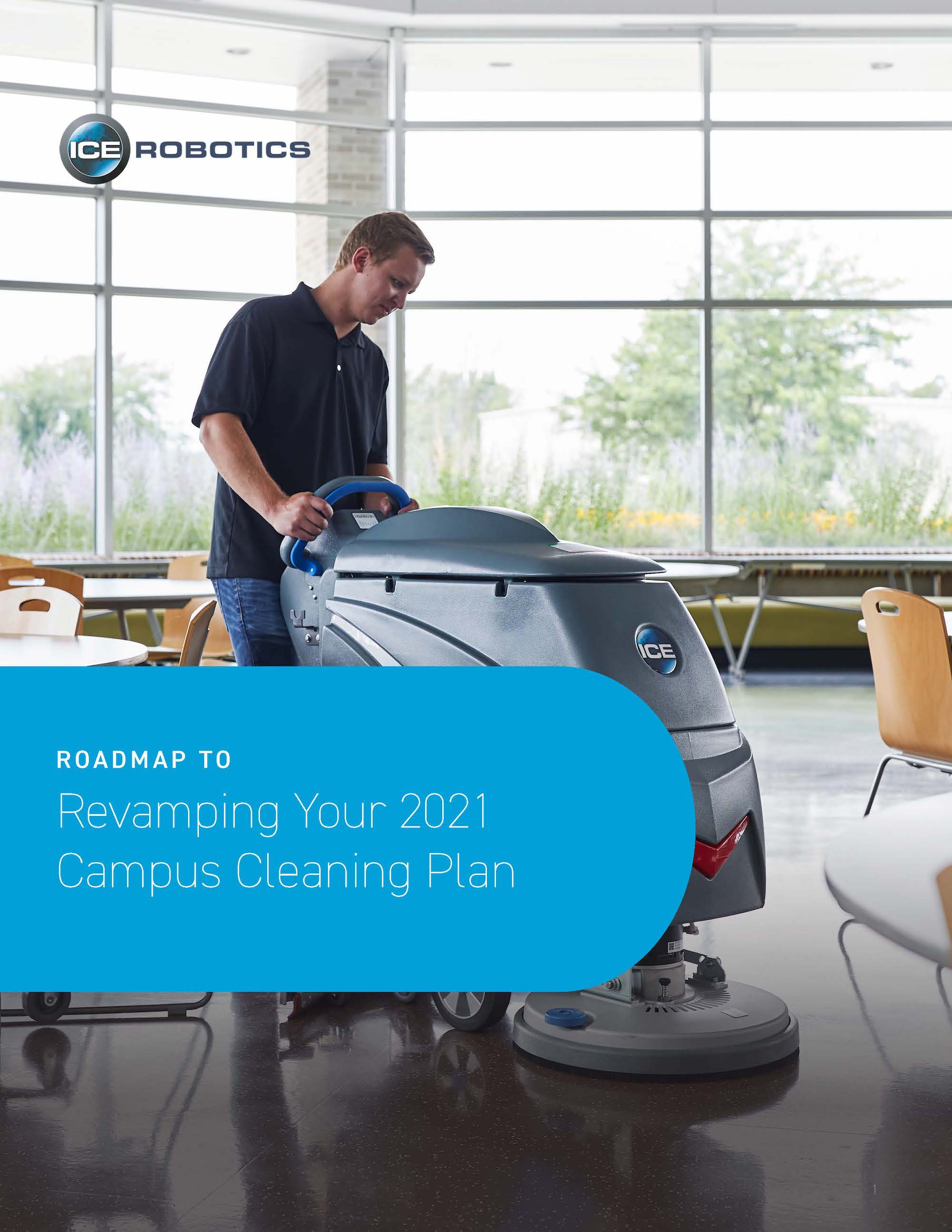 Campus Cleaning Guide Cover Page