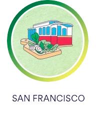 Daring Unclucked San Francisco