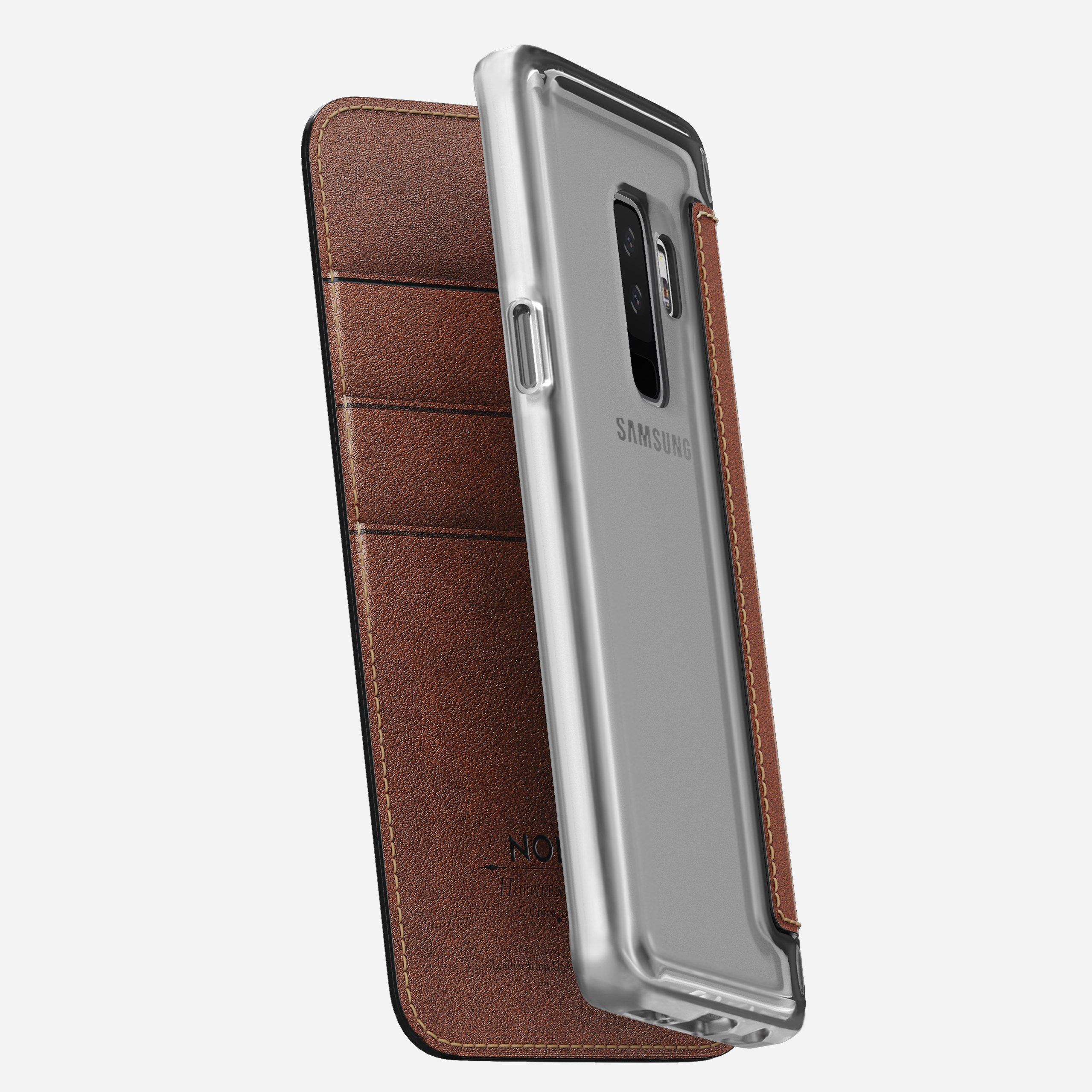 Nomad Clear Folio for Samsung S9 Plus - Image 2