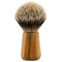 OneBlade x Thater Silvertip Badger Hair Shave Brush