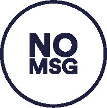 Daring No MSG icon