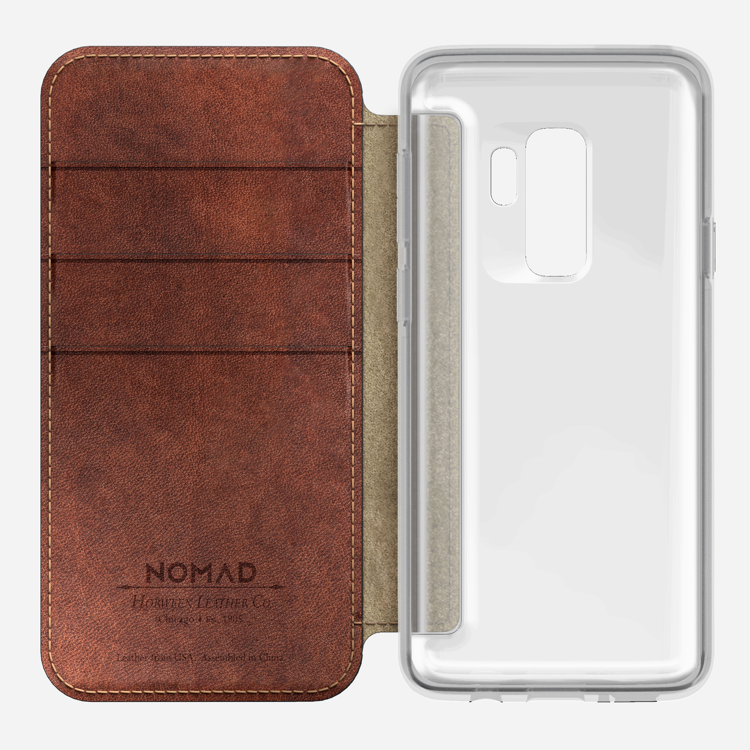 Nomad Clear Folio for Samsung S9 Plus - Image 5