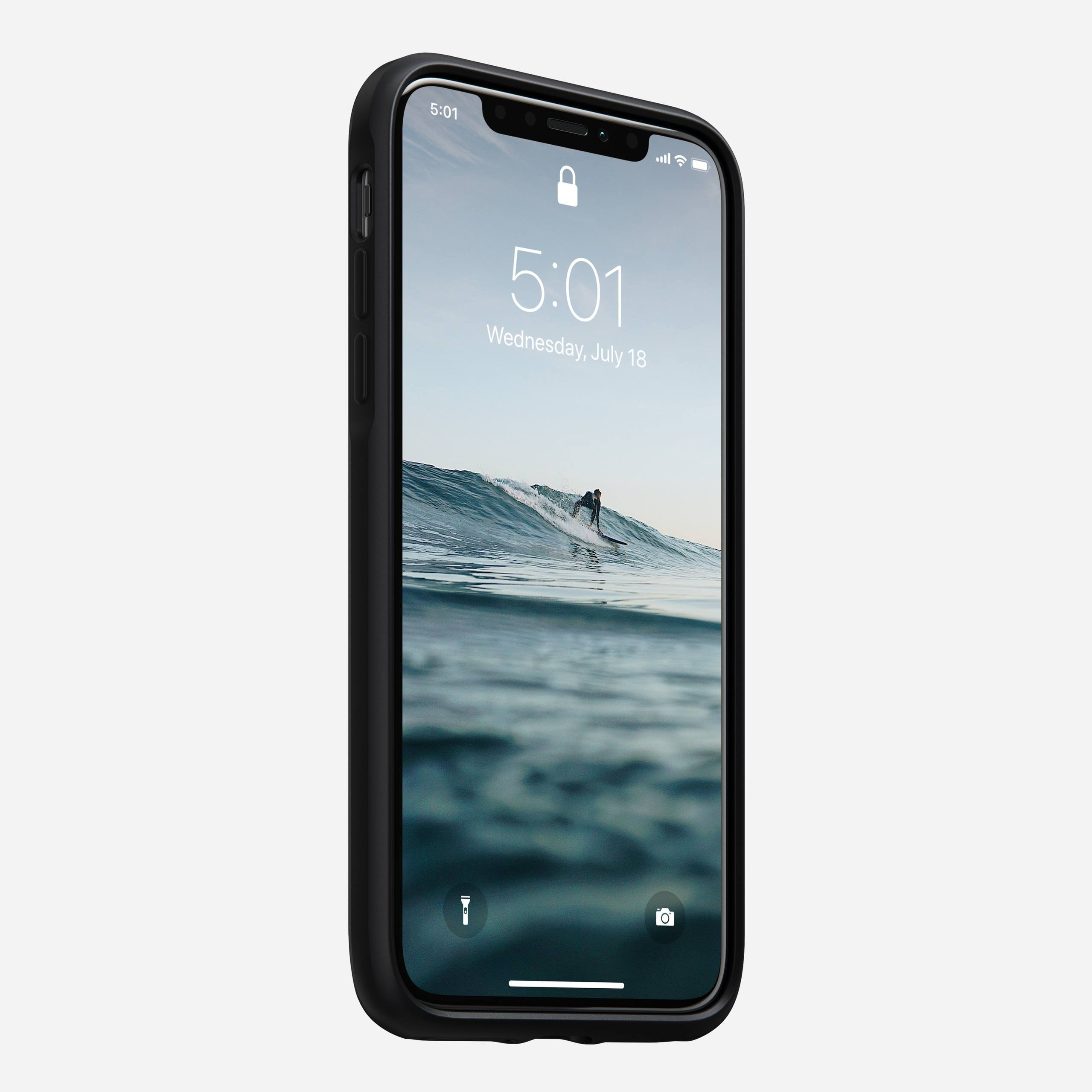 Active rugged case mocha brown iphone 11