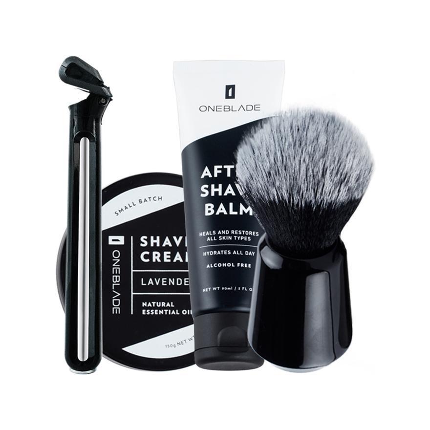 OneBlade CORE Black Tie Shave Kit