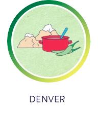 Daring Unclucked Denver