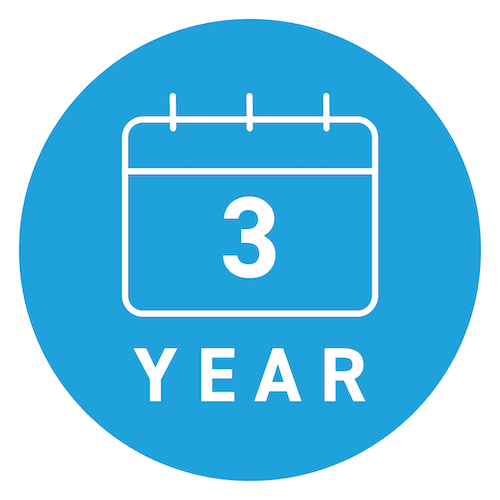 3 Year Subscription