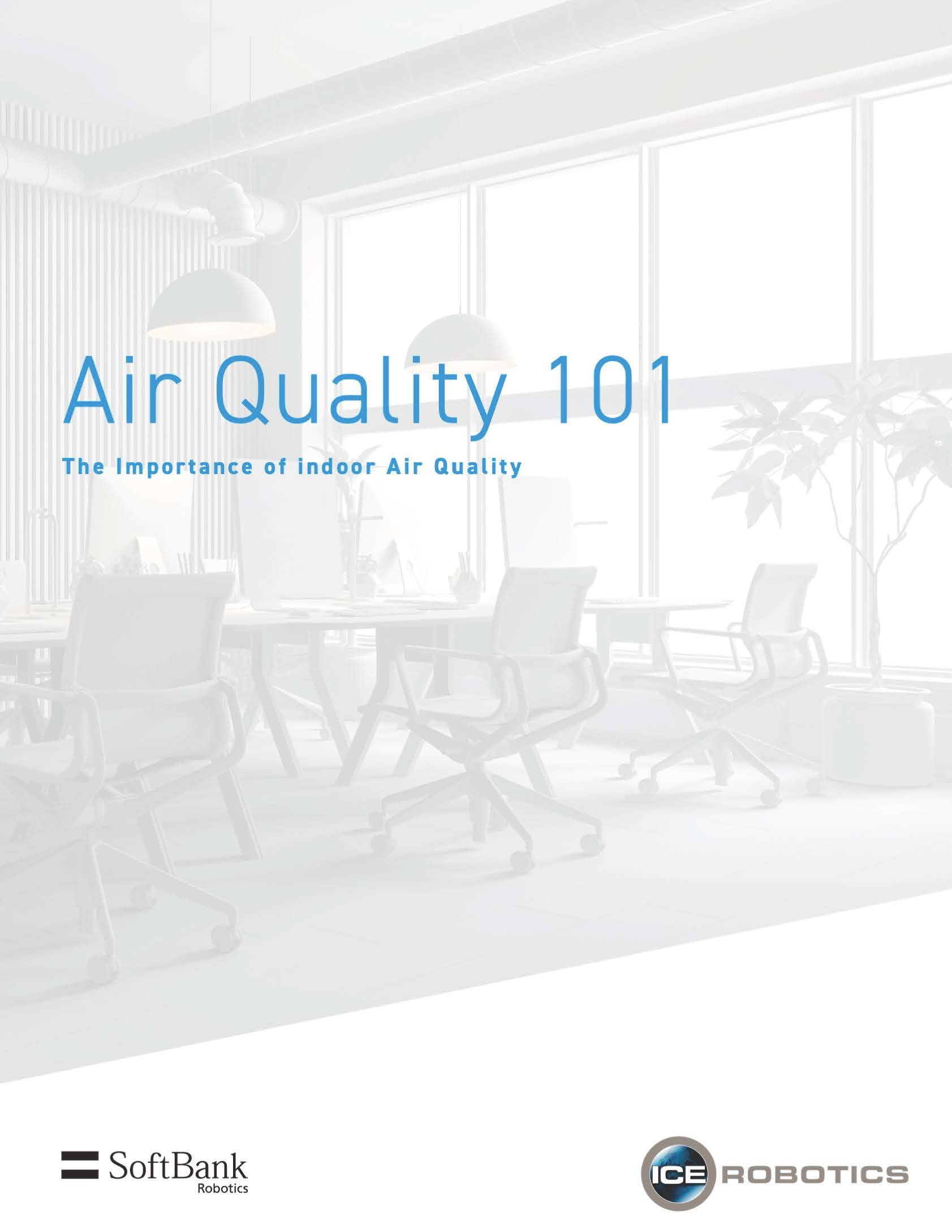 Air Quality 101 Guide Cover Page
