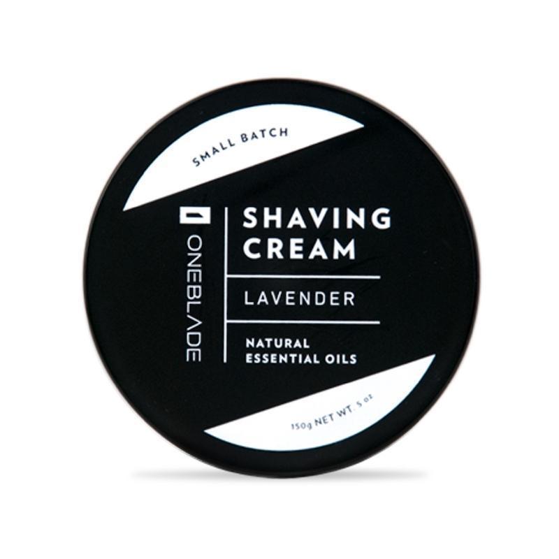 OneBlade Black Tie Skincare Set (only shaving cream)