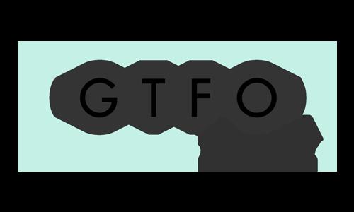 GTFO Logo