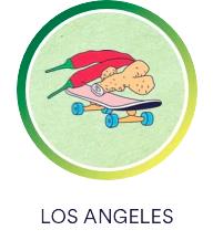 Daring Unclucked Los Angeles