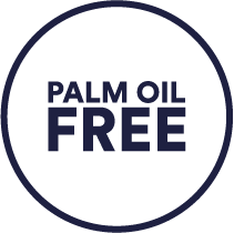 daring palm oil free icon