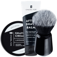 OneBlade Grooming Essentials bundle