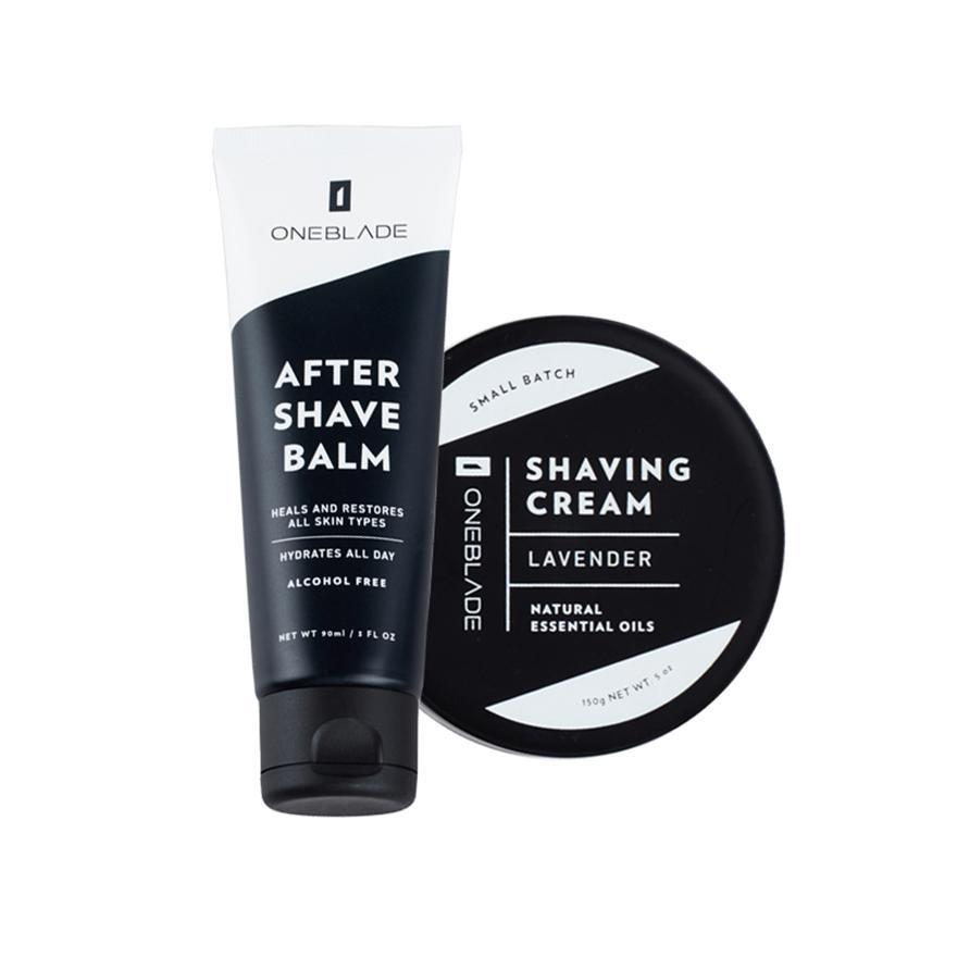 OneBlade Black Tie Skincare Set