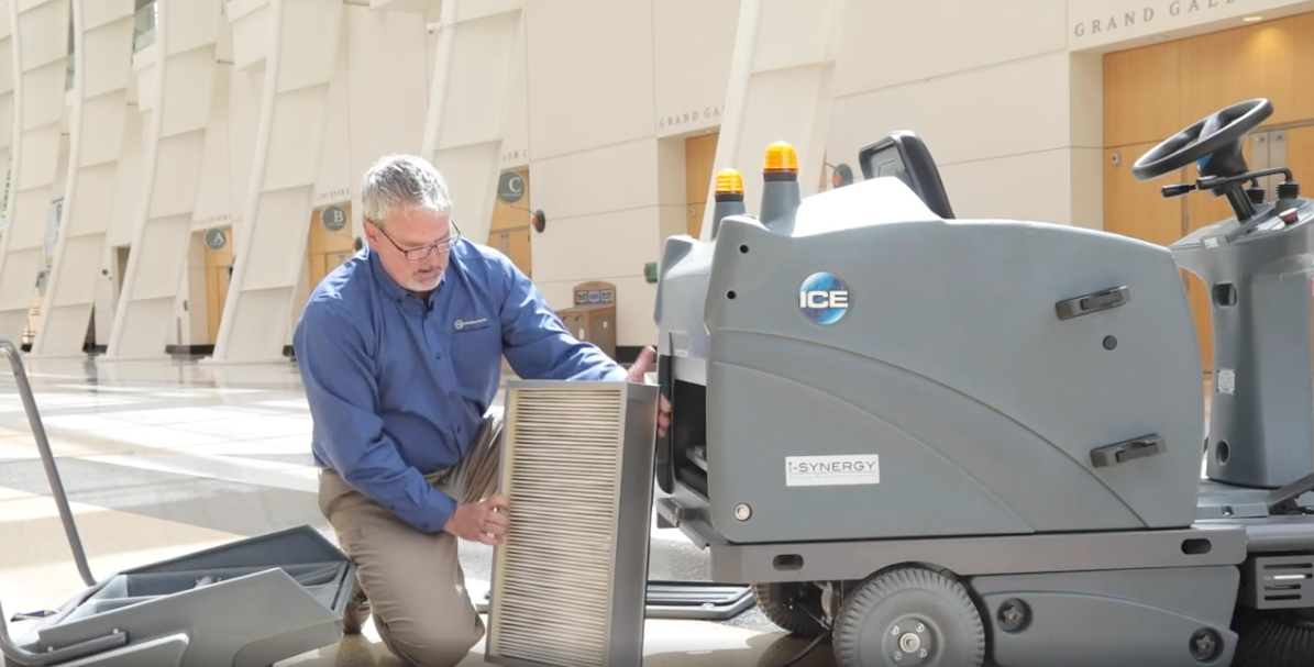 How to Change Dust Filter