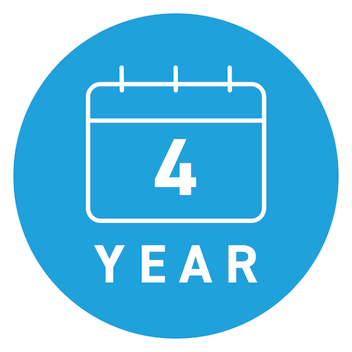 4 Year Subscription